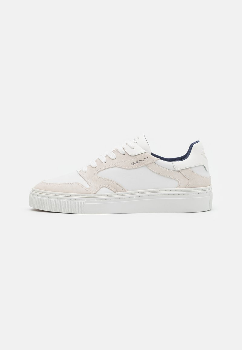 GANT - MC JULIEN - Trainers - bright white