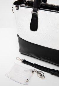Desigual - BOLS KATYA SAFI - Handbag - white - 5
