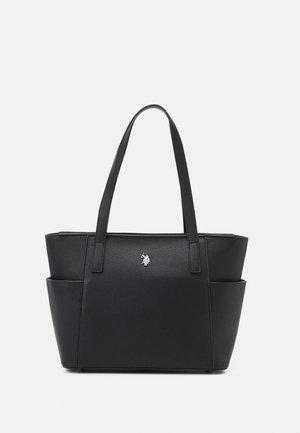 JONES POCKETS - Handbag - black