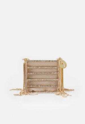 JAY - Handbag - beige/gold-coloured