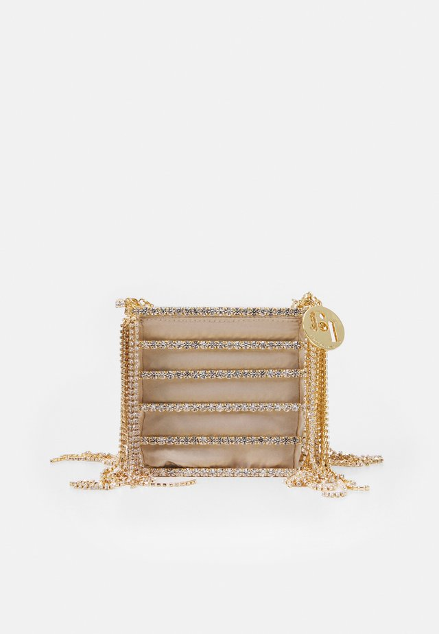 JAY - Borsa a mano - beige/gold-coloured