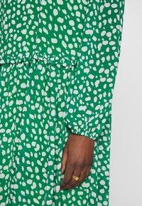 Love Copenhagen - BABAL DRESS - Maxi dress - jolly green - 5