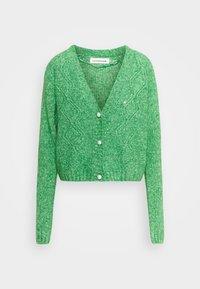 Custommade - VALDINE - Cardigan - jolly green - 4