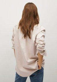 Mango - Button-down blouse - crudo - 2