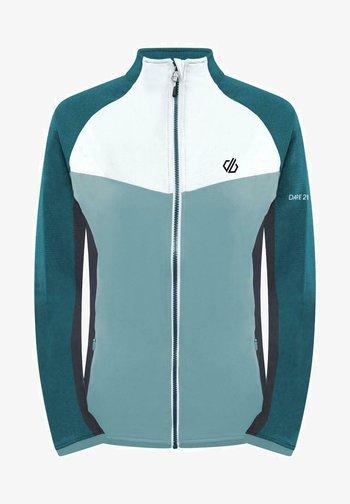ALLEGIANCE MIDLAYER - Sports jacket - cameo green