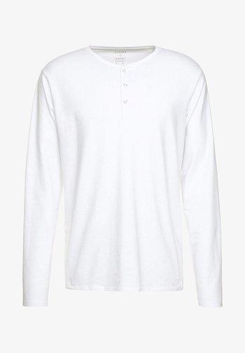 NESUPIMAO - Long sleeved top - optical white