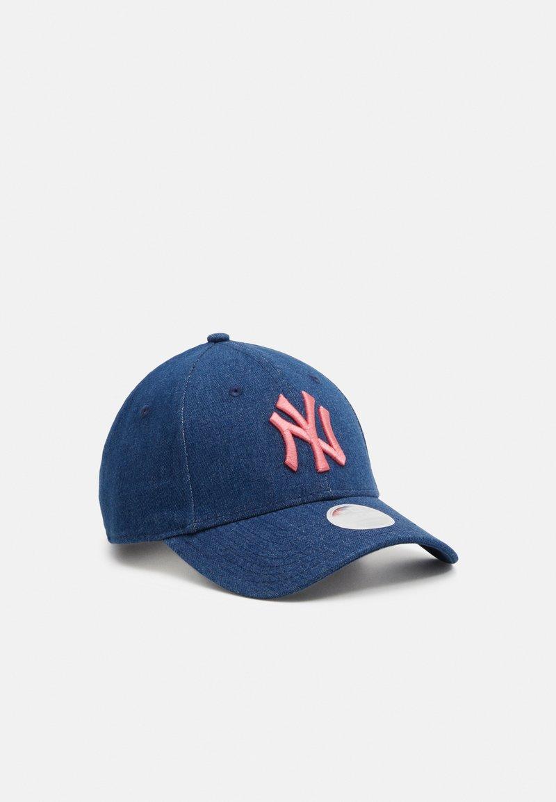New Era - Cap - blue denim