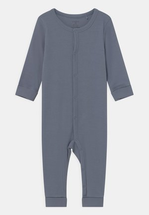 ONESIE SOLID - Pyjamas - blue