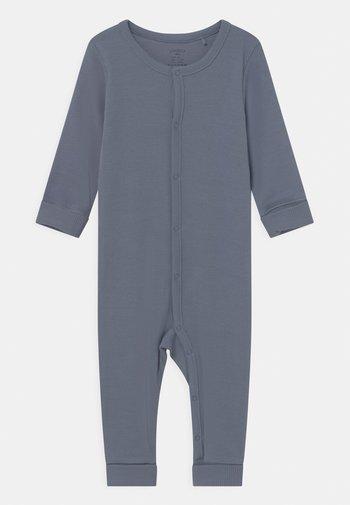 ONESIE SOLID - Pyjamas - blue