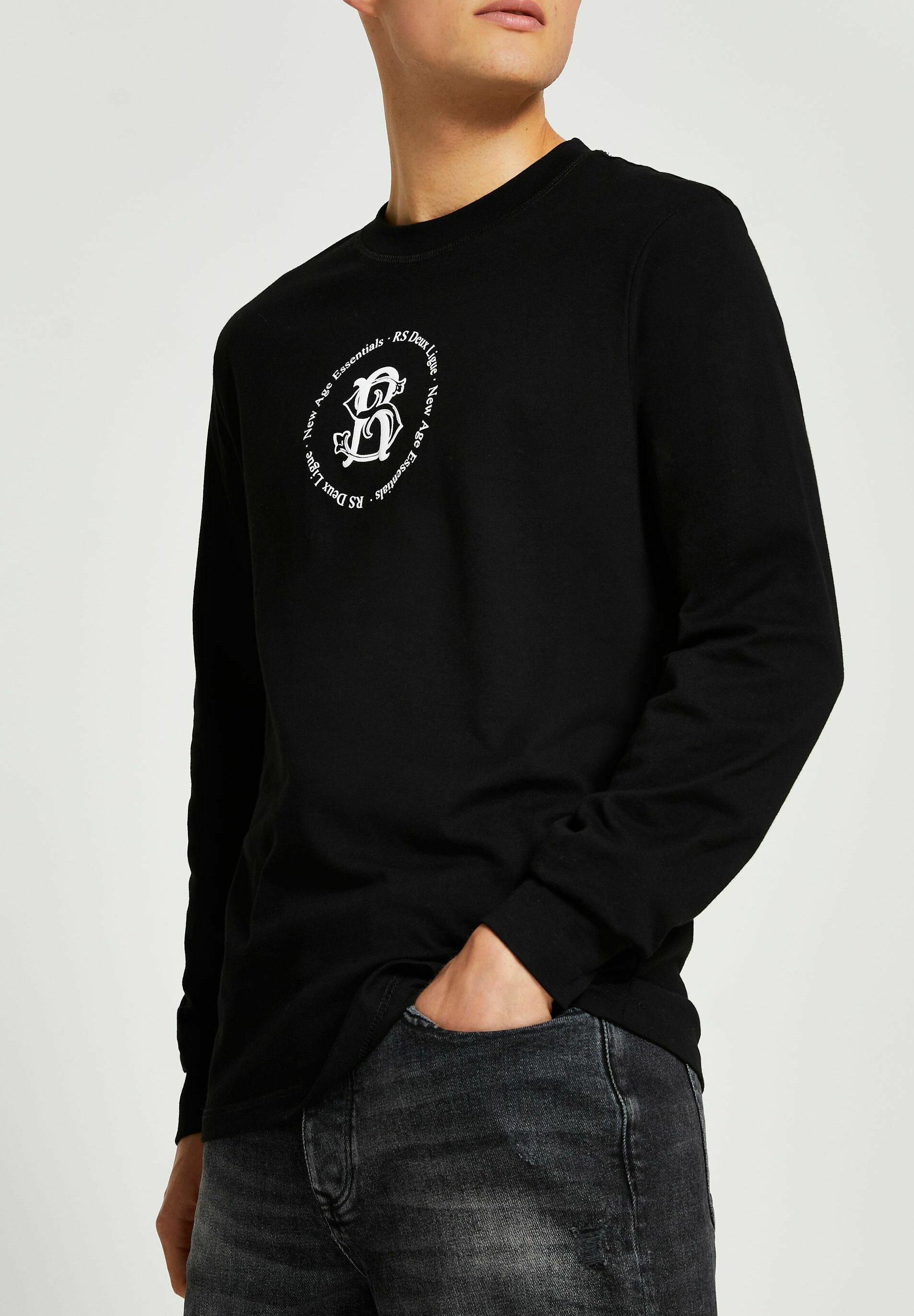 Uomo GRAPHIC - Maglietta a manica lunga