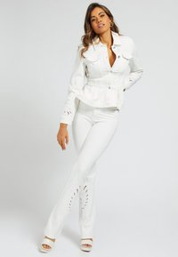 Guess - Denim jacket - weiß - 1