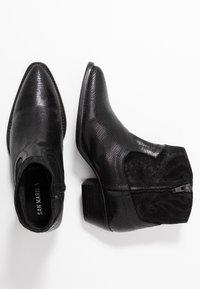 San Marina - CALYSTA - Ankle boots - black - 3