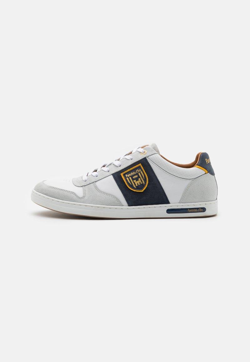 Pantofola d'Oro - MILITO UOMO - Sneakers laag - bright white