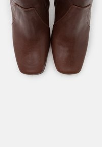 Bianca Di - High heeled boots - choco - 5