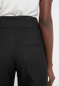 HUGO - HADINA - Kalhoty - black - 4