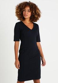 Expresso - Shift dress - dark blue - 0