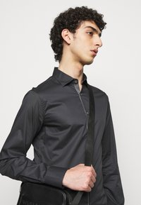 Emporio Armani - SHIRT - Formal shirt - anthracite - 3