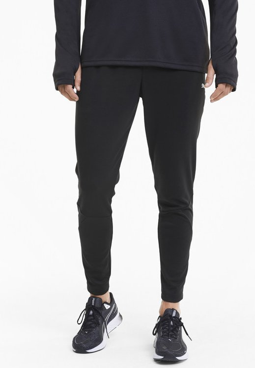 Puma - Tracksuit bottoms -  black
