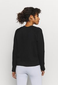DKNY - STACKED LOGO  - Sweatshirt - black - 2