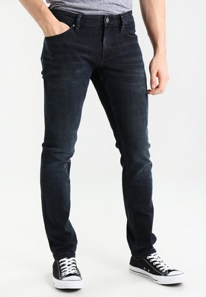SLIM SCANTON COBCO - Jean slim - cobble black comfort