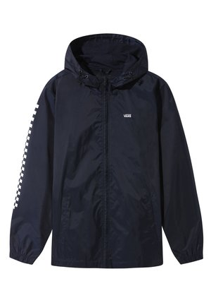GARNETT - Training jacket - dress blues-checkerboard