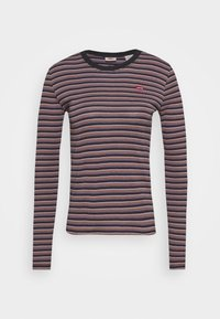 Levi's® - BABY TEE - Long sleeved top - black/multi - 6