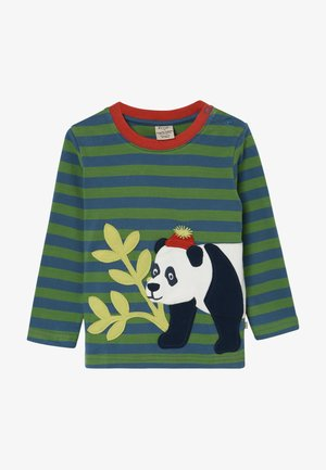 DISCOVERY APPLIQUE - Longsleeve - meadow