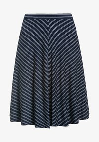 Vive Maria - A-line skirt - blau allover - 5