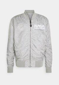 Alpha Industries - NASA VOYAGER - Bomber Jacket - black - 2