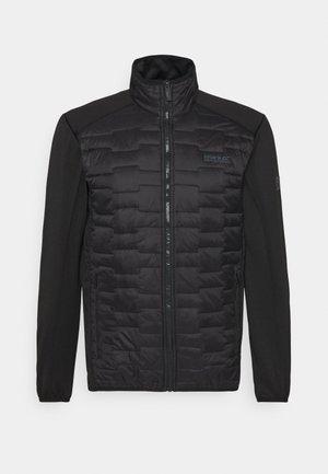 CLUMBER HYBRID - Outdoor jacket - black