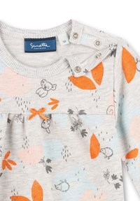 Sanetta Kidswear - Korte jurk - grau - 2