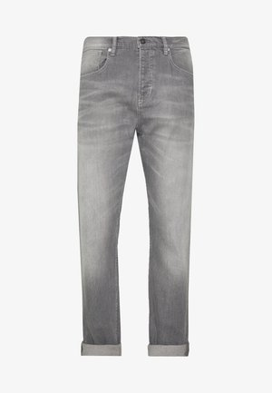 THE NORM - Straight leg jeans - stone/sand