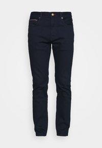 DENTON - Straight leg jeans - cleveland indigo