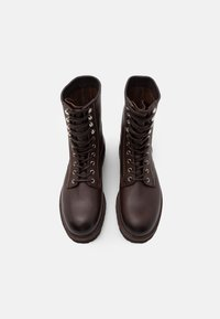 Belstaff - MARSHALL - Bottes à lacets - tobacco - 3