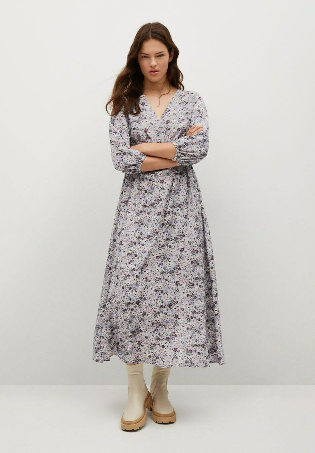 Women TANGERINE - Day dress