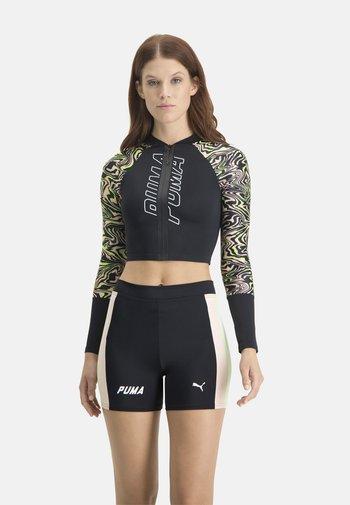 Bikini bottoms - black combo