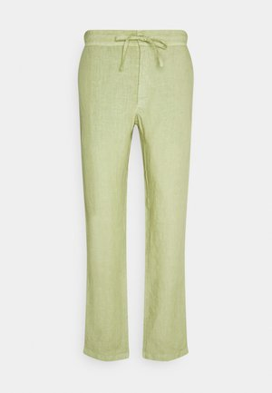 TROUSERS - Trousers - olive