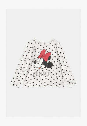 MINNIE  - Long sleeved top - marshmallow