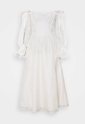 IDA DRESS - Day dress - off-white