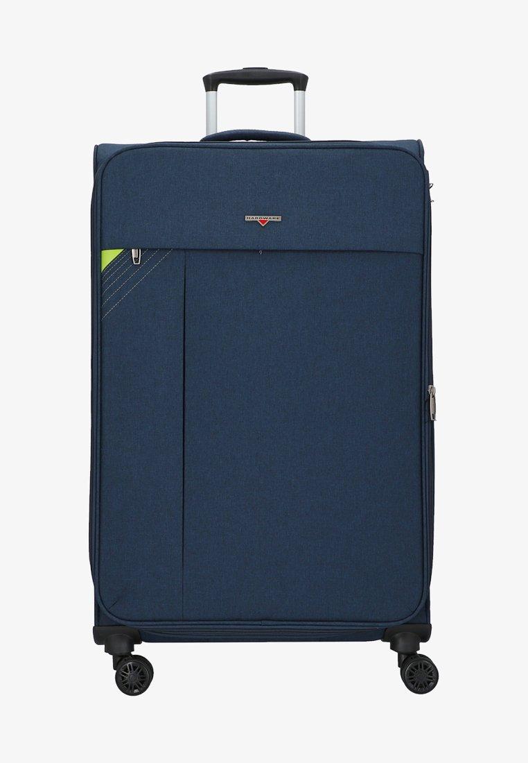 Hardware - REVOLUTION - Wheeled suitcase - dark blue