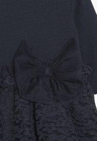 Name it - NBFSELMA BODY DRESS - Koktejlové šaty/ šaty na párty - dark sapphire - 3