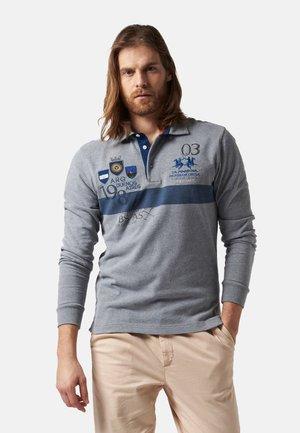 SARCA - Poloshirt - grey