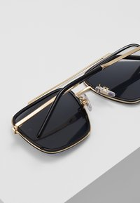 Dolce&Gabbana - Occhiali da sole - gold-coloured/black - 4
