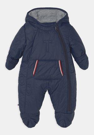 BABY SKISUIT - Snowsuit - twilight navy