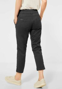 Street One - Tracksuit bottoms - grau - 2