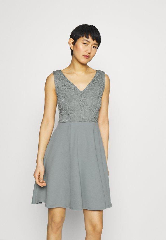 Vestido de cóctel - slate grey