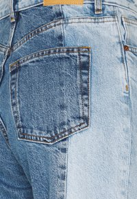 Monki - Straight leg jeans - blue medium dusty - 5