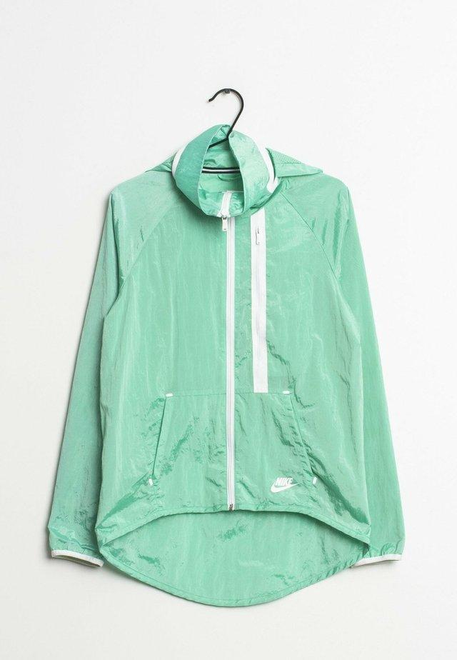 Chaqueta fina - green