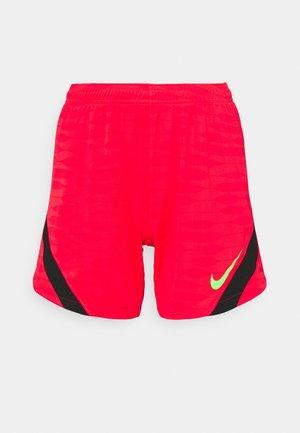 SHORT - Sports shorts - siren red/black/green strike