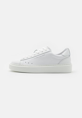 SIDE LOGO NEW CUPSOLE - Sneakers basse - white